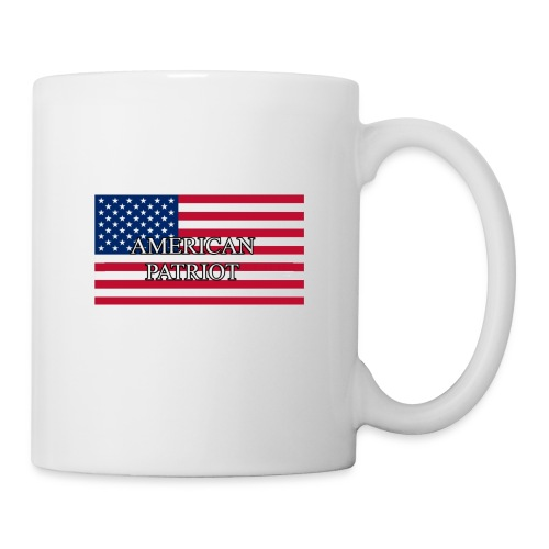 American Patriot - Coffee/Tea Mug