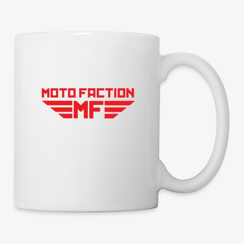 MotoFaction Logo - Coffee/Tea Mug