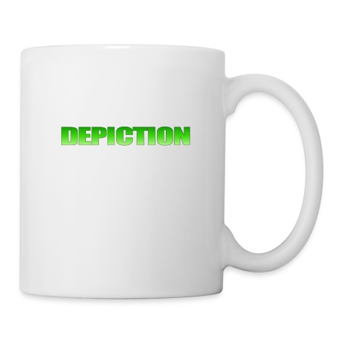 Depiction Impact [GREEN] - Coffee/Tea Mug