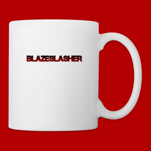 BlazeSlasger title - Coffee/Tea Mug