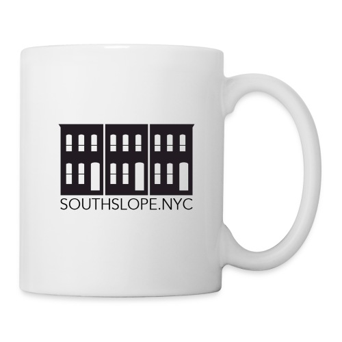 South Slope Brownstones - Coffee/Tea Mug