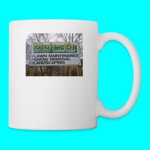 majestic lawn - Coffee/Tea Mug