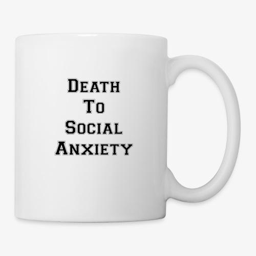 Death To Social Anxiety OG - Coffee/Tea Mug