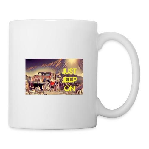 Jeepon1 - Coffee/Tea Mug