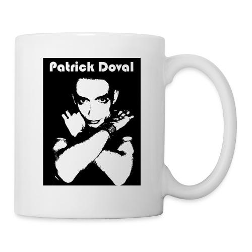 Patrick Doval Logo - Coffee/Tea Mug