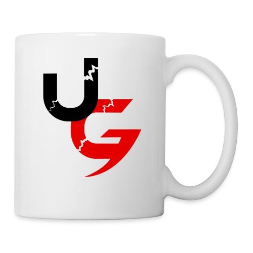 UG Black & Red Classic Logo - Coffee/Tea Mug