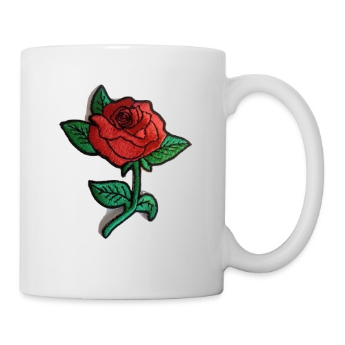 t-shirt roses clothing🌷 - Coffee/Tea Mug