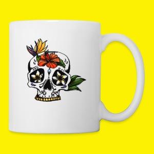 Candy Skull - Coffee/Tea Mug