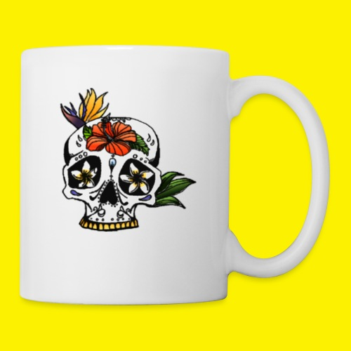 Candy Skull - Coffee/Tea Mug