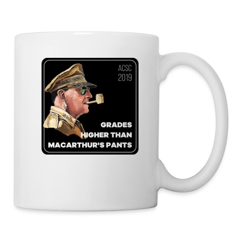 MacArthurs Grades - Coffee/Tea Mug