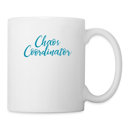 Chaos Coordinator Design For Men And Women - Coffee/Tea Mug