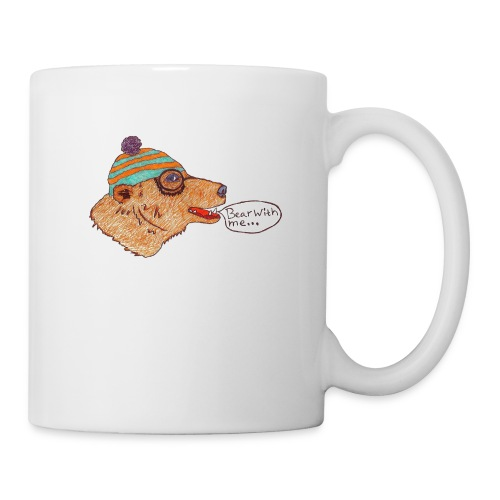 bear with me - Coffee/Tea Mug