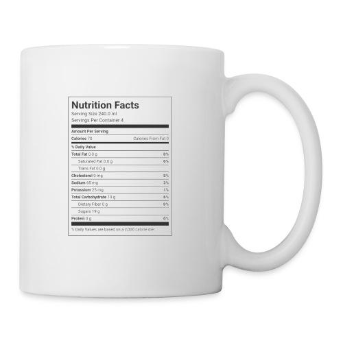 Brisk ingrediant merch - Coffee/Tea Mug