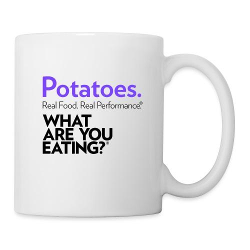 Potatoes. Real Food. Real Performance. - Coffee/Tea Mug