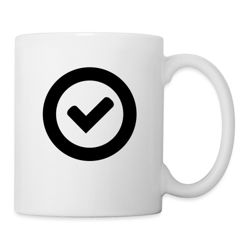 Check - Coffee/Tea Mug