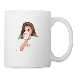 Coffee Talks With Brittney Mug - Coffee/Tea Mug