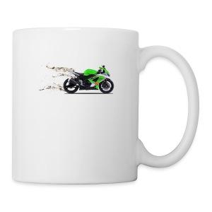 john motorbike - Coffee/Tea Mug