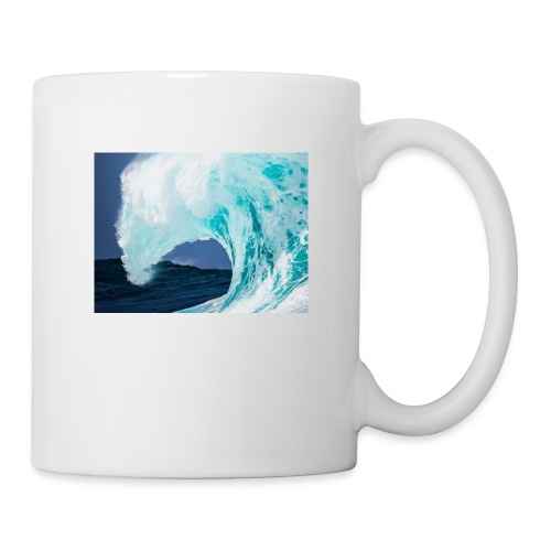 waky waves - Coffee/Tea Mug