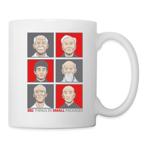 Martial Arts shirt - Judo shirt - BigThings - Coffee/Tea Mug
