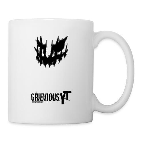 GrieviousYT T-shirt 1 - Coffee/Tea Mug