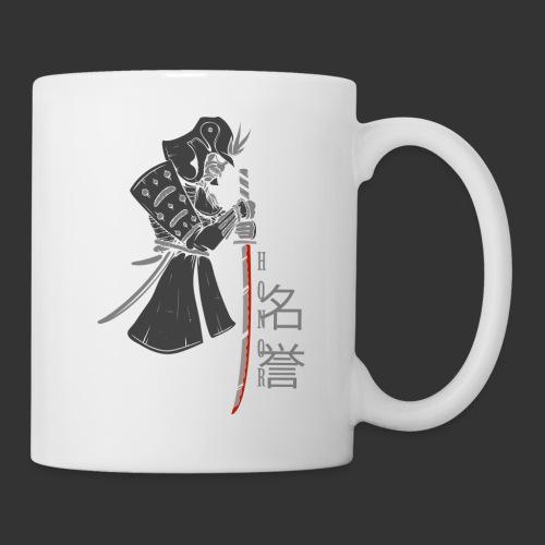 Samurai (Digital Print) - Coffee/Tea Mug