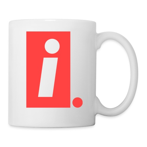 Ideal I logo - Coffee/Tea Mug