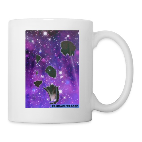 Pandaoutraged - Coffee/Tea Mug
