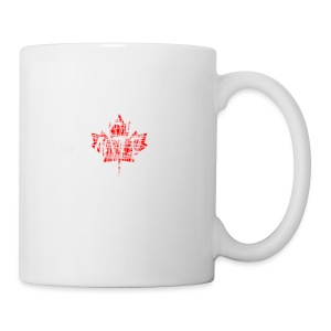 Canadian Winter Wonderland - Coffee/Tea Mug