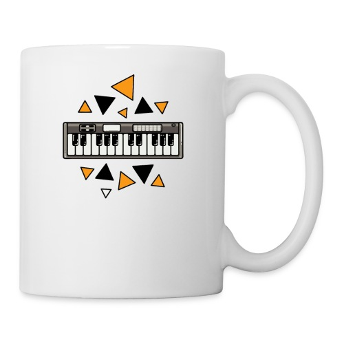 keyboard tone - Coffee/Tea Mug