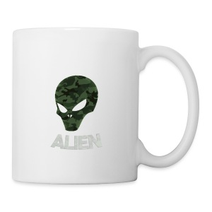 Military Alien - Coffee/Tea Mug