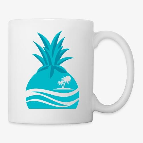 Island Pineapple - Coffee/Tea Mug