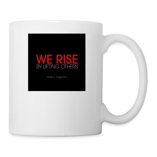 We rise - Coffee/Tea Mug