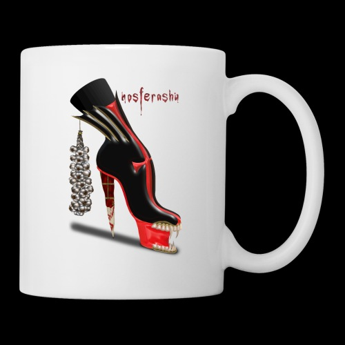 Nosferashu Vampire Shoe - Coffee/Tea Mug