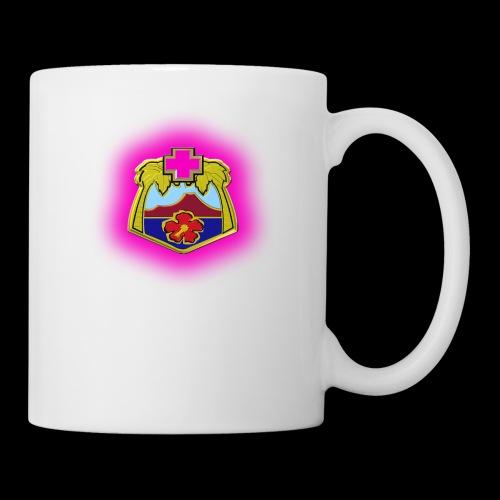 TRIPLER LOGO IN PINK - Coffee/Tea Mug