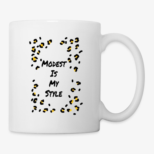 Modest is my style - Coffee/Tea Mug