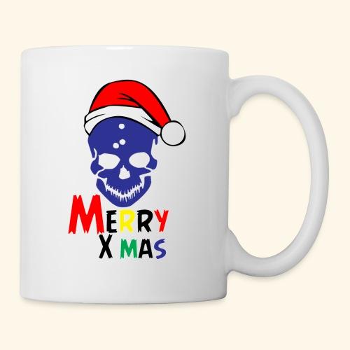 Merry Xmas Skul - Coffee/Tea Mug