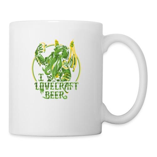 I LOVECRAFT BEER - Coffee/Tea Mug