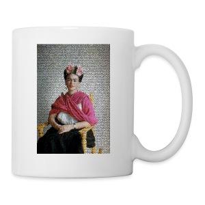 Stained Glass Frida - Coffee/Tea Mug
