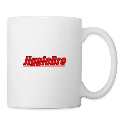 JiggleBro Text - Coffee/Tea Mug