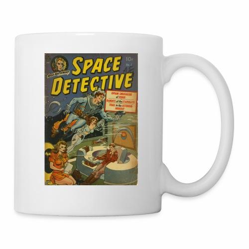 Space Detective - Coffee/Tea Mug