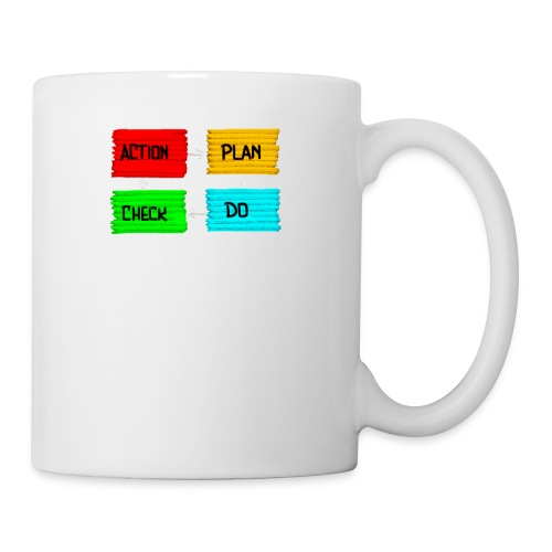 5 Things Real Estate Agents Action Plan Concept - Coffee/Tea Mug