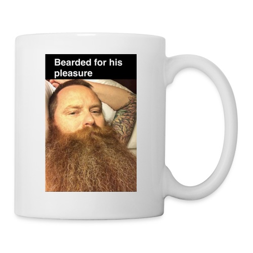 Sexy bearded man - Coffee/Tea Mug