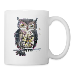 Barnacle Woot Owl - Coffee/Tea Mug