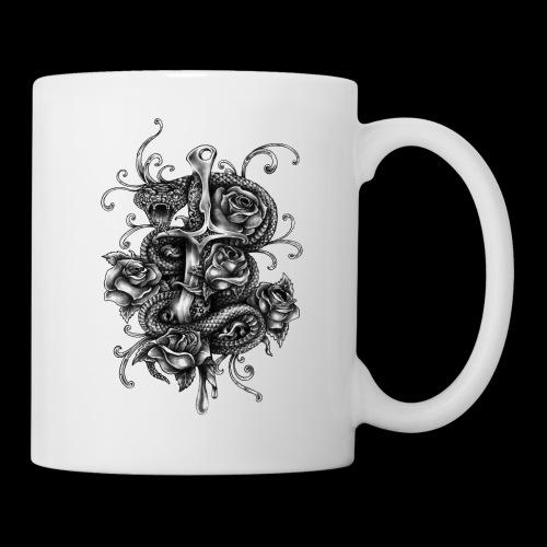 Dagger And Snake - Coffee/Tea Mug
