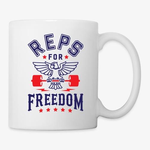 Reps For Freedom - Coffee/Tea Mug