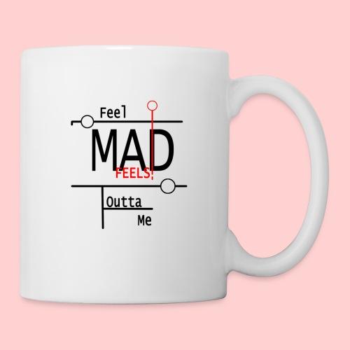Mad Feels - Coffee/Tea Mug