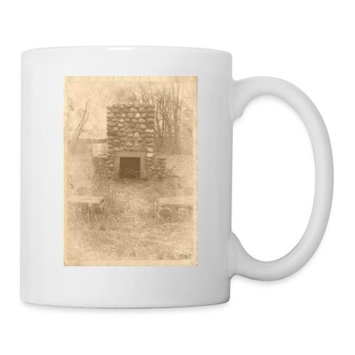 Burning in the Woods - Coffee/Tea Mug