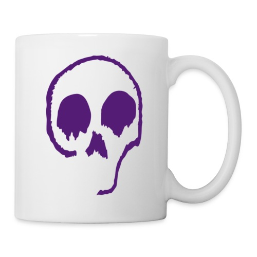Sketchy Skull - Coffee/Tea Mug