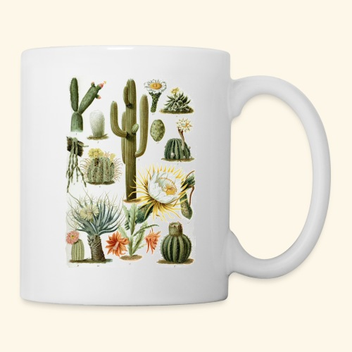 Cactus Vibes - Coffee/Tea Mug