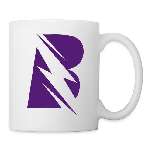 BRISIGHT CLASSIC PURPLE B - Coffee/Tea Mug